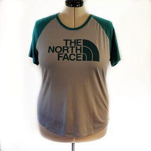 North Face women's XL shirt